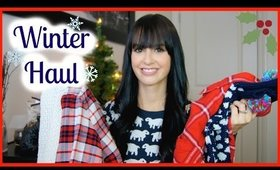 ❄️ Winter Clothing Haul! {Try-On} ❄️
