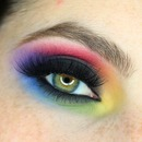 Smoked Out Rainbow Eye
