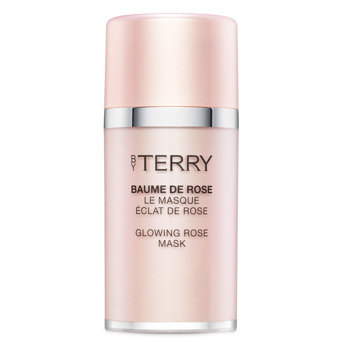 BY TERRY Baume de Rose Glowing Mask product swatch.