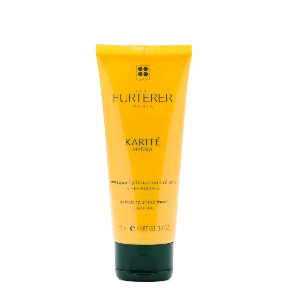 Rene Furterer Karite Hydra Hydrating Shine Mask 3.4 oz product swatch.