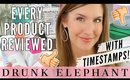 Drunk Elephant Skin Care | FULL BRAND Review | Hits, Misses & Must Haves!