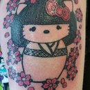 Hello kitty japanese