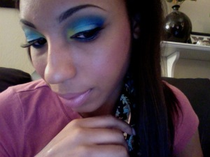 Spotted Trigger Fish Inspired Look