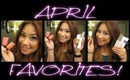 ❤ April Beauty Favorites 2013 + My MUST have accessory! ❤