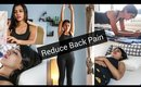 How I Cured My Back Pain -  Exercises, BEST Mattress, Posture || SuperWowStyle