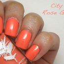 Priti NYC City Rose Girl