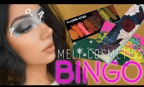 PALETTE BINGO WITH ALL MY MELT PALETTES!