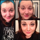 Before & After - Wet n Wild Coverall cream foundation