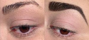 Makeup Geek- Mobster Eyeliner Maybelline- Made For Mocha