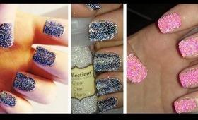 DIY: Caviar Nails!!!