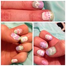Easter Egg Nails