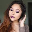 Monochromatic purples