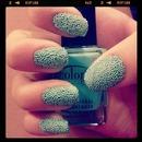 Mint Caviar Mani