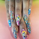 Hey Arnold nails