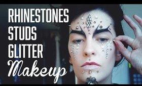 Rhinestones, Studs & Glitter | MAKEUP