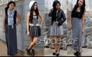 Style File - Shades of Gray Fall Outfits