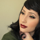 Forest Green Fall Look
