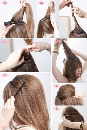 hairstyle to try!