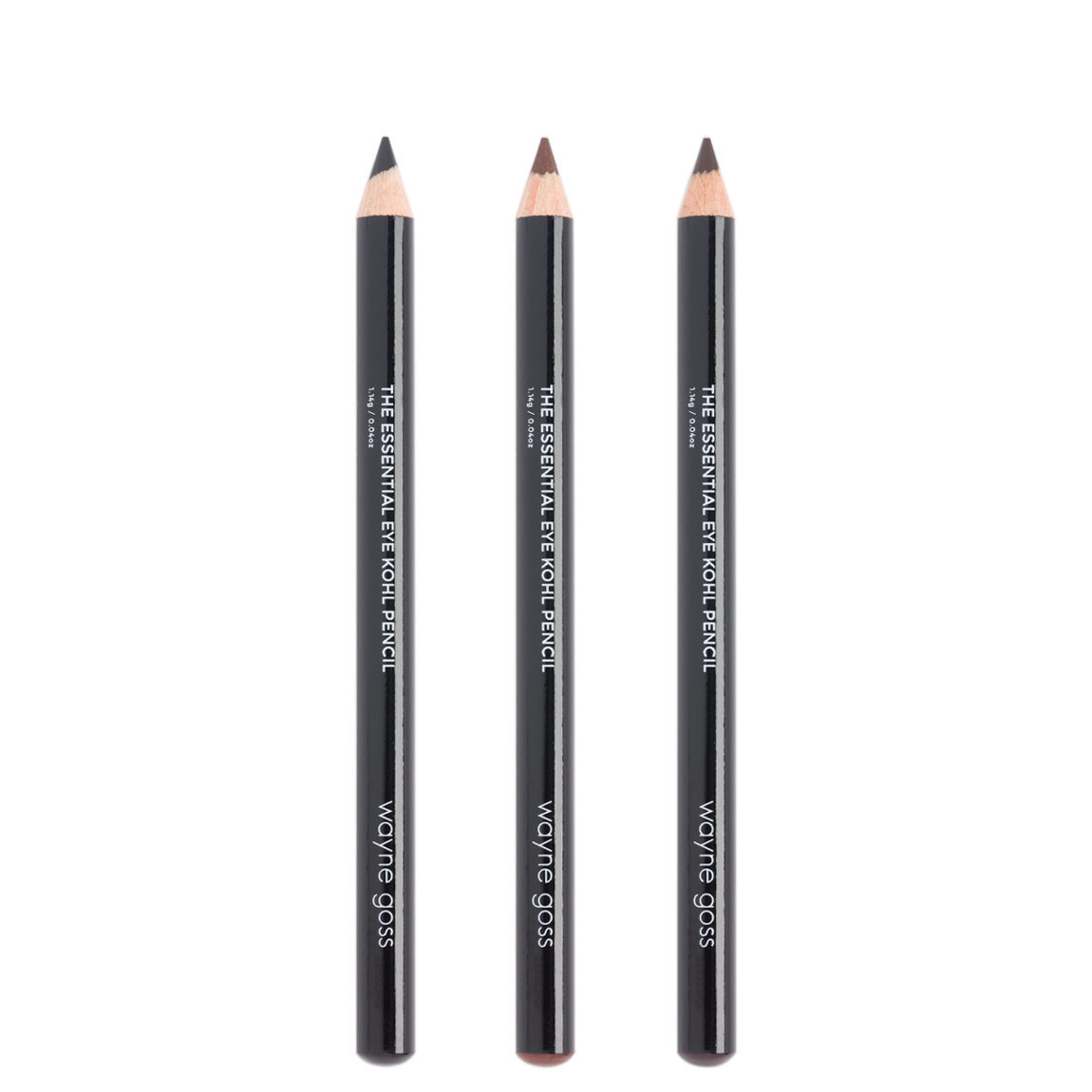 Wayne Goss The Imperial Topaz Essential Eye Kohl Pencil Set alternative view 1 - product swatch.