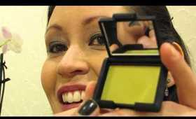 NARS Fall 2010 Collection lesson by National Makeup Stylist Janice Daoud