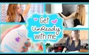 Get UNready with Me ♥ Night time Routine || #GetReadywithRachel