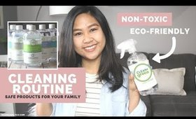 How-to Naturally Clean Your Home | Cleaning Routine with VinegarTech™