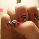Burst Nails