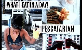 WHAT I EAT IN A DAY // AS A PESCATARIAN | JANET NIMUNDELE