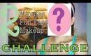 2 Min Makeup Challenge