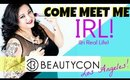MEET ME at BEAUTYCON Los Angeles
