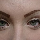 Bold Brows with Nude shadows