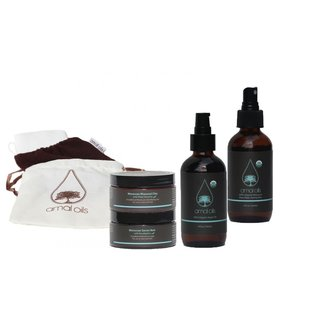 Amal Oils Deluxe Moroccan Hammam Collection I
