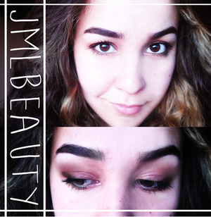 Makeup look to bring out your brown eyes.