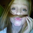 hair mustache