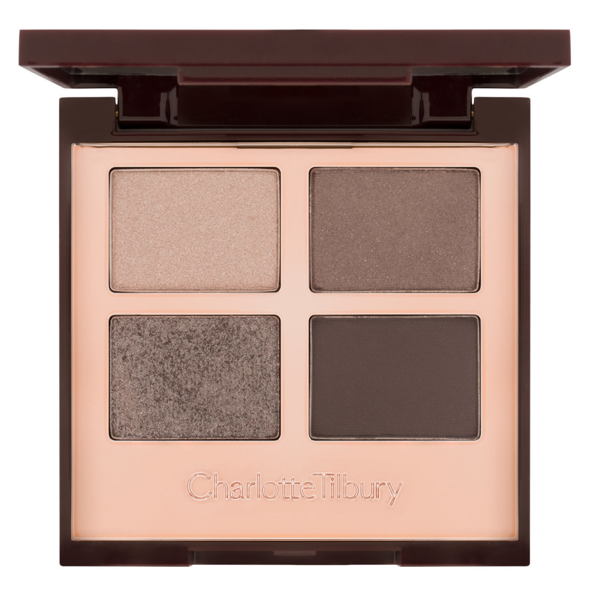 Charlotte Tilbury Luxury Palette The Rock Chick product swatch.