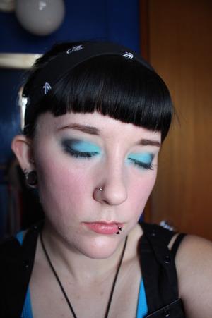 blue and black eyes http://www.youtube.com/user/WorkingClassBeauty#p/u/22/EJp4rkw_Spk