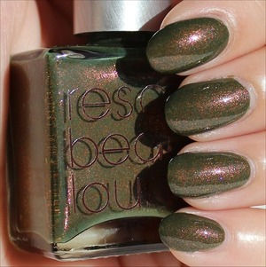 From the Emoting Me Collection. Click here to see my in-depth review and more swatches: http://www.swatchandlearn.com/rescue-beauty-lounge-turn-it-around-swatches-review/