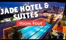 Jade Hotel and Suites (Room Tour and Prices) - #Vlog 20  | Team Montes