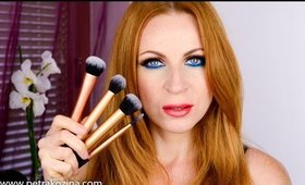 My TOP Makeup Brushes - Part 1 + GIVEAWAY WINNER