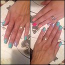 DIY Mines & My Mothers Nails