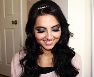(Client)  Pre-Bridal Makeup