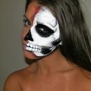 Half skull