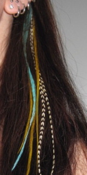 Feather Luxe West Coast - by Jennifer Nye-Walsh