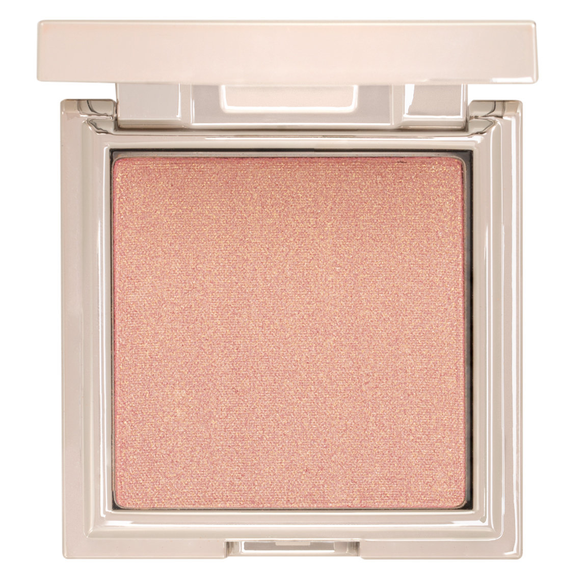 Jouer Cosmetics Powder Highlighter Rose Gold product smear.