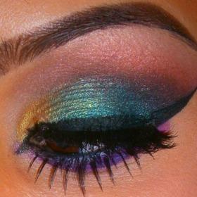 Peacock Inspired