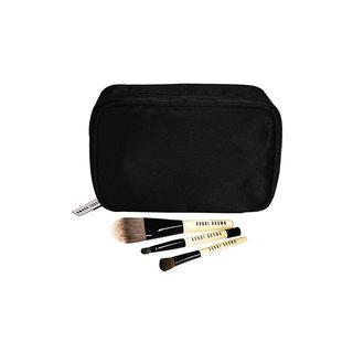 Bobbi Brown Cosmetic Bag with Mini Brushes