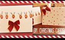DIY Christmas Cards/Holiday Cards ❄️
