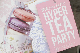 Anastasia's Hyper Tea Party Photo Recap!