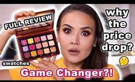 FINALLY! NATASHA DENONA SUNRISE PALETTE FULL REVIEW | Maryam Maquillage