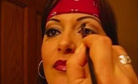 Chola Look Latina Inspired